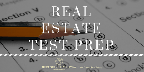Real Estate Test Prep tickets