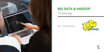 Big Data and Hadoop Classroom Training in Redding, CA
