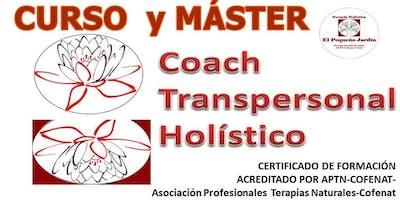 MÁSTER Y CURSO COACH TRANSPERSONAL HOLÍSTICO