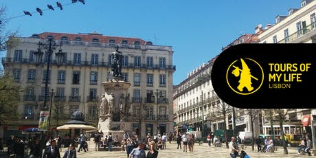 (Afternoon) Free Tour of Lisbon - Essential History and Fun Facts + Free Tastings bilhetes