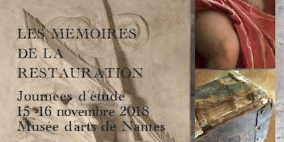 Colloque : Les mémoires de la restauration - 16/11 après-midi