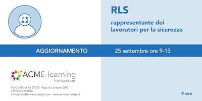 RLS aggiornamento periodico (<50 dipendenti)
