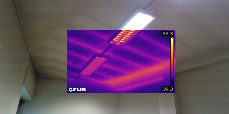 Termografia Multisettoriale - 32 CFP Ingegner