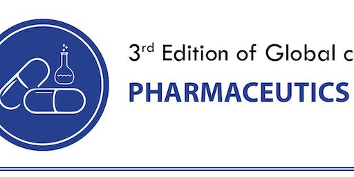 3rd Edition of Global Conference on Pharmaceutics and Drug Delivery Systems