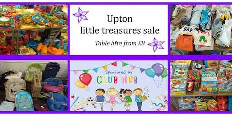 Preloved Little Treasures Events - Upton tickets