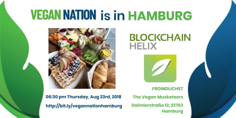 VeganNation in Hamburg!