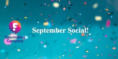 September Social in Fascinating Company!