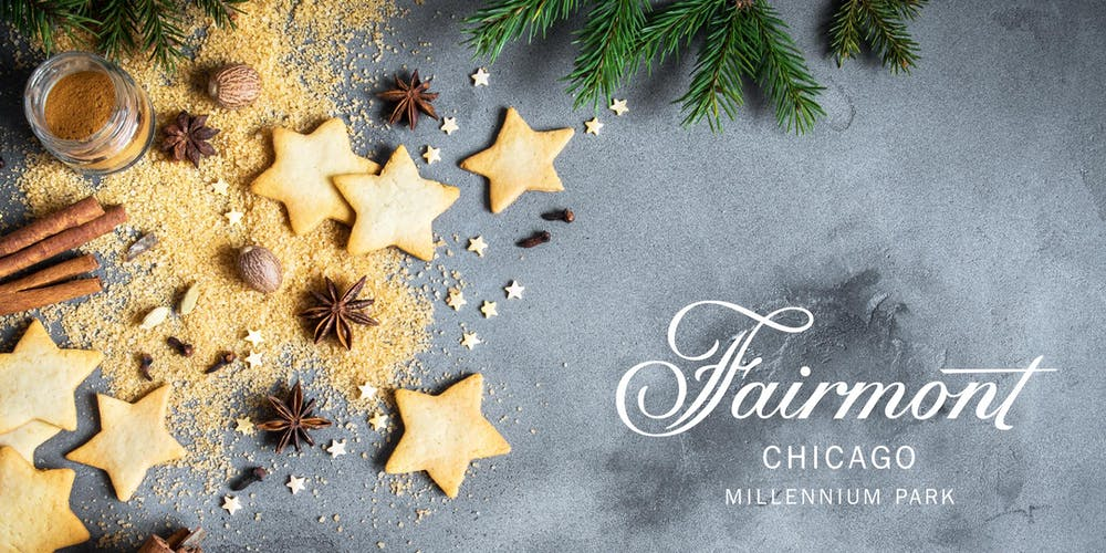 Image result for fairmont chicago cookie and cheer