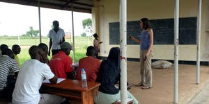 Shared Learning Event: Permaculture in Sub Saharan...