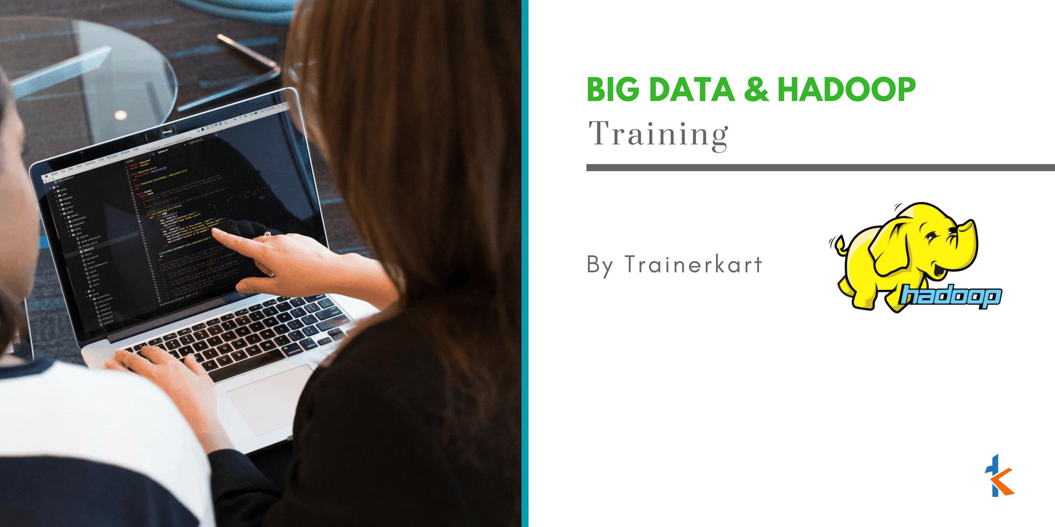 Big Data and Hadoop Classroom Training in Can