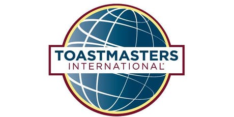 Toastmasters- Data Center Club tickets