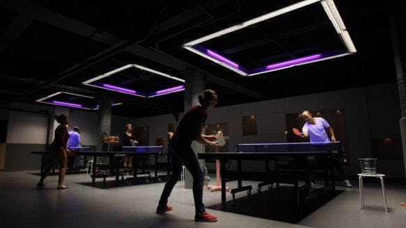 Toronto's Best: Saturday Afternoon Table Tennis at SPiN Toronto