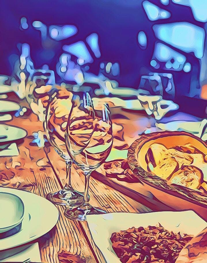Eatdrinklaugh Supper Club - Cena Italiana