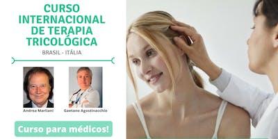 Curso Internacional de Terapia Tricológica