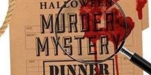 halloween murder mustery