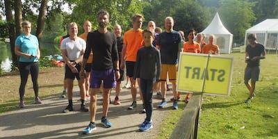 Rubbenbruchsee parkrun- kostenlos 5km laufen, joggen oder gehen