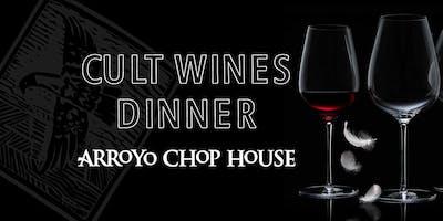 Cult Wines Dinner