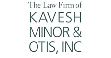 The Law Firm of Kavesh, Minor & Otis logo