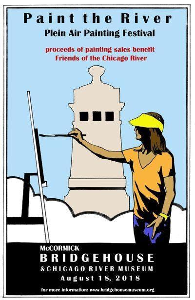 """Paint The River"" Plein Air Painting Festival"