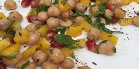 Half Day Indian Vegetarian Vegan Course tickets