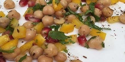 Half Day Indian Vegetarian Vegan Course