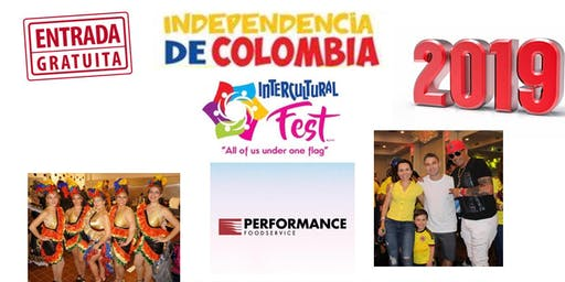 Independencia De Colombia 2019