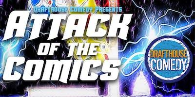 Attack of the Comics Comedy Show