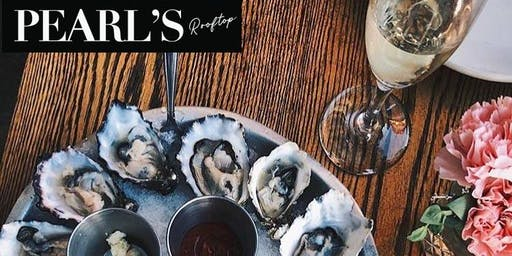 The World is Your Oyster, Tuesdays at Pearl's Rooftop