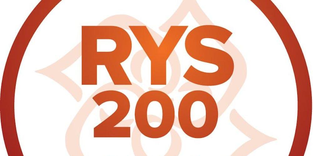 200 Hour Yoga Teacher Certification Training Tickets Tue Mar 5