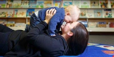 Baby Play @ Launceston Library