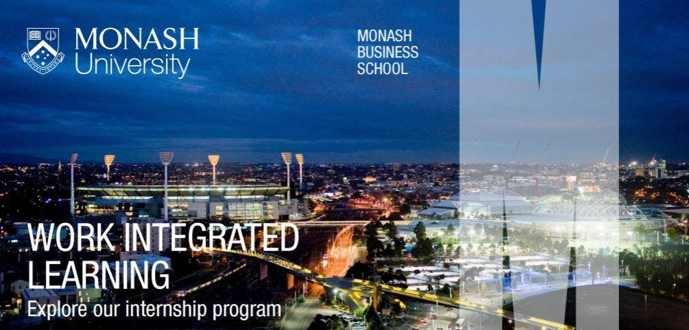 Monash Business School - Induction Session Re