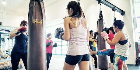 Bee Sting Kickboxing Fitness Training @ The Playground Bangsar tickets