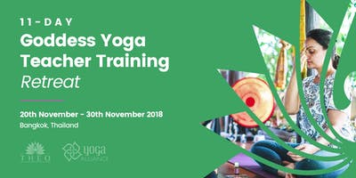 11-Day Goddess Yoga Teacher Training Retreat in Ba