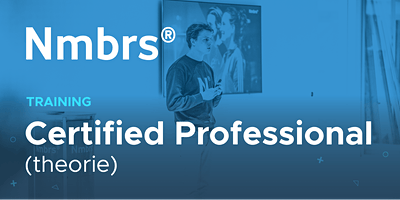 Nmbrs® Certified Professional Training (Theorie)