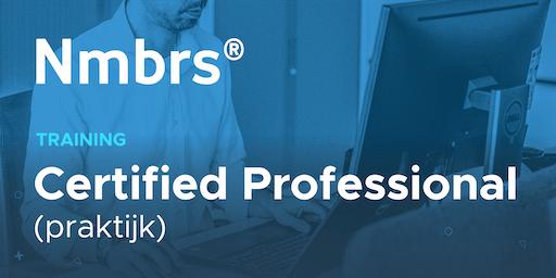 Nmbrs® Certified Professional Training (Praktijk)