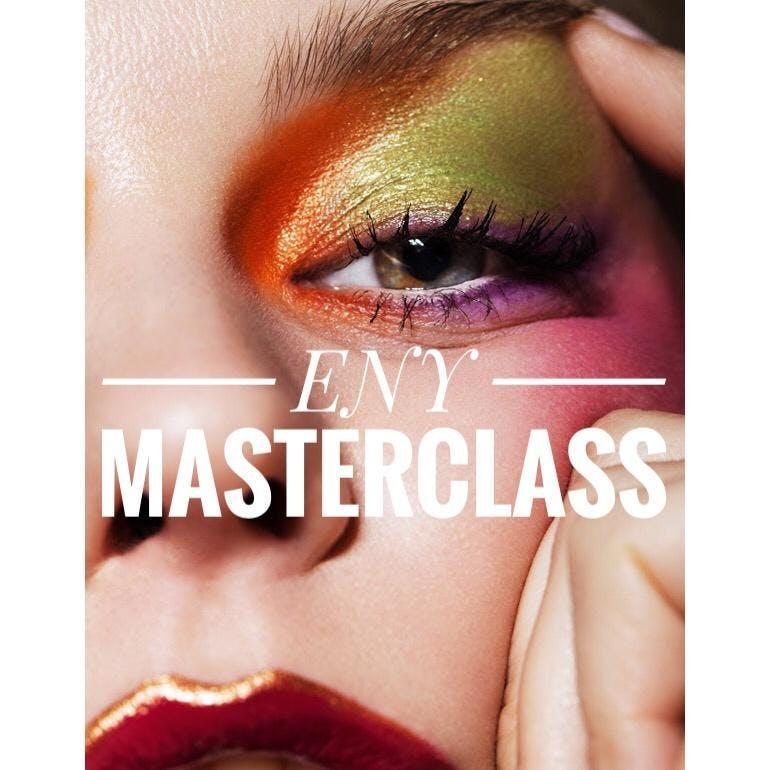 Eny 2 DAYS Makeup Masterclass Zurich 2019