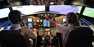 CAE become a pilot roadshow - Rome