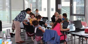 Coding workshop in English: Join our Scratch Day