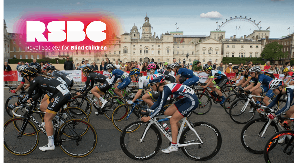 Prudential RideLondon 100 2019 - secure a charity place with RSBC!