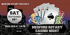 Medford Rotary Casino Night 2018