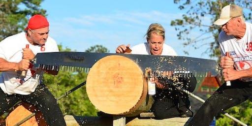2019 Lumberjack World Championships - 3 Day Pass