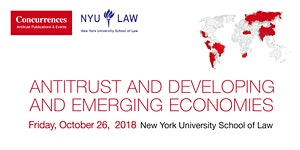 Antitrust and Developing and Emerging Economies