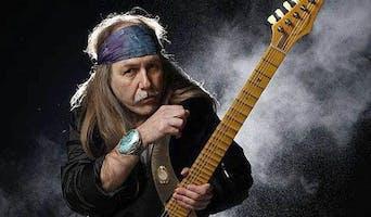 Uli Jon Roth Interstellar Sky Guitar Tour 2020