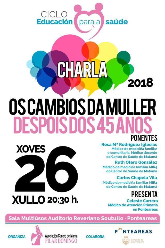LOS CAMBIOS DE LA MUJER DESPUES DE LOS 45 AÑO