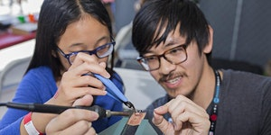 Learn to Solder INSTRUCTOR for Maker Faire New York...