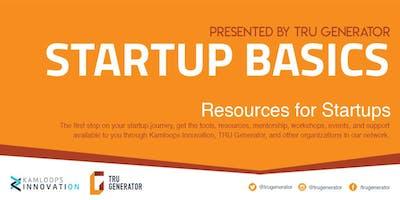 Startup Basics | Resources for Startups