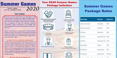 Livin2Travel Presents Summer Games 2020