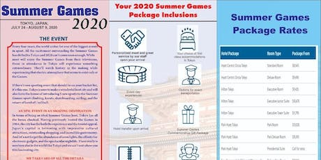 Livin2Travel Presents Summer Games 2020 tickets