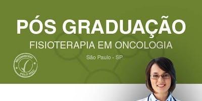 Pós Graduação de Fisioterapia em Oncologia (São Paulo)