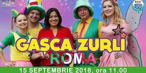 Gasca Zurli la Roma